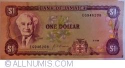 Imaginea #1 a 1 Dolar 1990 (1. I.)