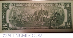 2 Dollars 2009 - L