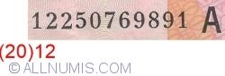 1000 Franci 2003/(20)12