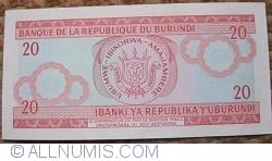 Image #2 of 20 Francs 2003 (1. VII.)