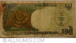 Image #1 of 500 Rupiah 1992/1994