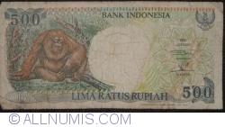 Image #1 of 500 Rupiah 1992/1997