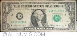 Image #1 of 1 Dollar 1969A - B