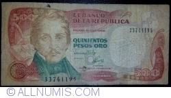 Image #1 of 500 Pesos Oro 1992 (2. III.)