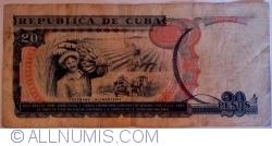 Image #2 of 20 Pesos 1991