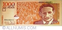 Imaginea #1 a 1000 Pesos 2015 (19. VIII.)