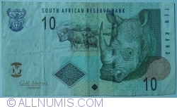 Image #1 of 10 Rand ND (2009)