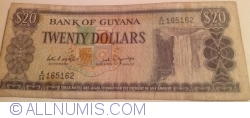 Imaginea #1 a 20 Dollars ND (1989) - semnături Patrick Matthews / Carl Greenidge