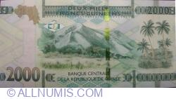 2000 Francs 2018