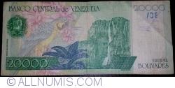 Imaginea #2 a 20 000 Bolivares 1998 (24. VIII.)