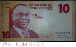 Image #1 of 10 Naira 2007