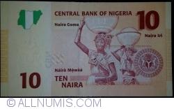 Image #2 of 10 Naira 2007