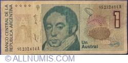 Image #1 of 1 Austral ND (1985-1989) - signatures Horacio A. Alonso / Juan José Alfredo Concepción