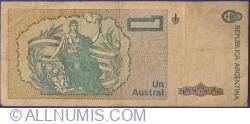 Image #2 of 1 Austral ND (1985-1989) - signatures Horacio A. Alonso / Juan José Alfredo Concepción