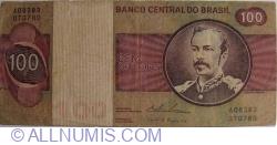 Image #1 of 100 Cruzeiros ND (1974)