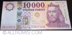 Imaginea #1 a 10 000 Forint 2014