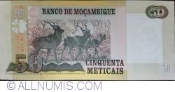 Imaginea #2 a 50 Meticais 2006 (16. VI.)