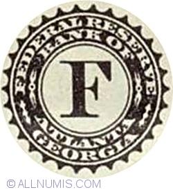 5 Dollars 1969A - F