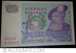 5 Kronor 1976