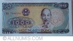1000 Dong 1988 - 2