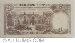 Image #2 of 1 Pound 1988 (1. X.)
