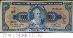 1000 Cruzeiros ND (1961)