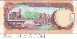 Imaginea #2 a 10 Dolari 2007 (1. V.)
