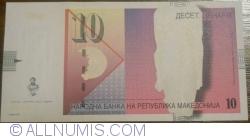 Imaginea #1 a 10 Denari 2003