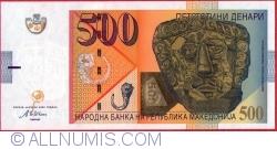 Imaginea #1 a 500 Denari (Денари) 2003