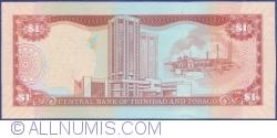 Image #2 of 1 Dollar 2006 - signature Jwala Rambarran