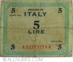 Image #1 of 5 Lire 1943