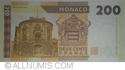 Imaginea #2 a Monaco - 200 Franci 2018