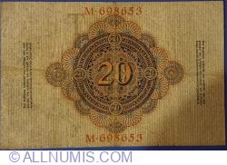 Image #2 of 20 Mark 1914 (19. II.) - T