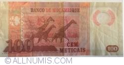 100 Meticais 2011 (16. VI.)