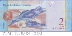 Imaginea #2 a 2 Bolivares 2007 (24. V.)