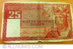 Image #1 of 25 Gulden 1949 (1. VII.)