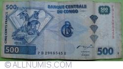 500 Franci 2002 (4. I.)