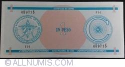 Image #1 of 1 Peso ND