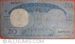 Image #2 of 20 Francs 1962 (15. IX.)