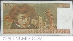 Image #2 of 10 Francs 1975 (3. VII.)