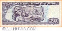 Imaginea #2 a 20 Pesos 2004