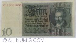 Image #1 of 10 Reichsmark 1929 (22. I.) - B