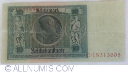 Image #2 of 10 Reichsmark 1929 (22. I.) - B