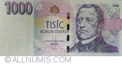Image #1 of 1000 Korun 2008