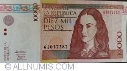 10,000 Peso 2010 (3. VIII.)