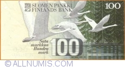 Imaginea #2 a 100 Markkaa 1986