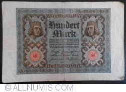 Imaginea #1 a 100 Mark 1920 (1. XI.) - J