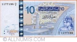 Imaginea #1 a 10 Dinari 2005 (7.XI.)