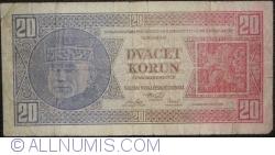 20 Korun 1926 (1. X.) - 1