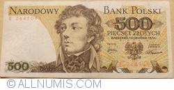 Image #1 of 500 Złotych 1974 (16. XII.)